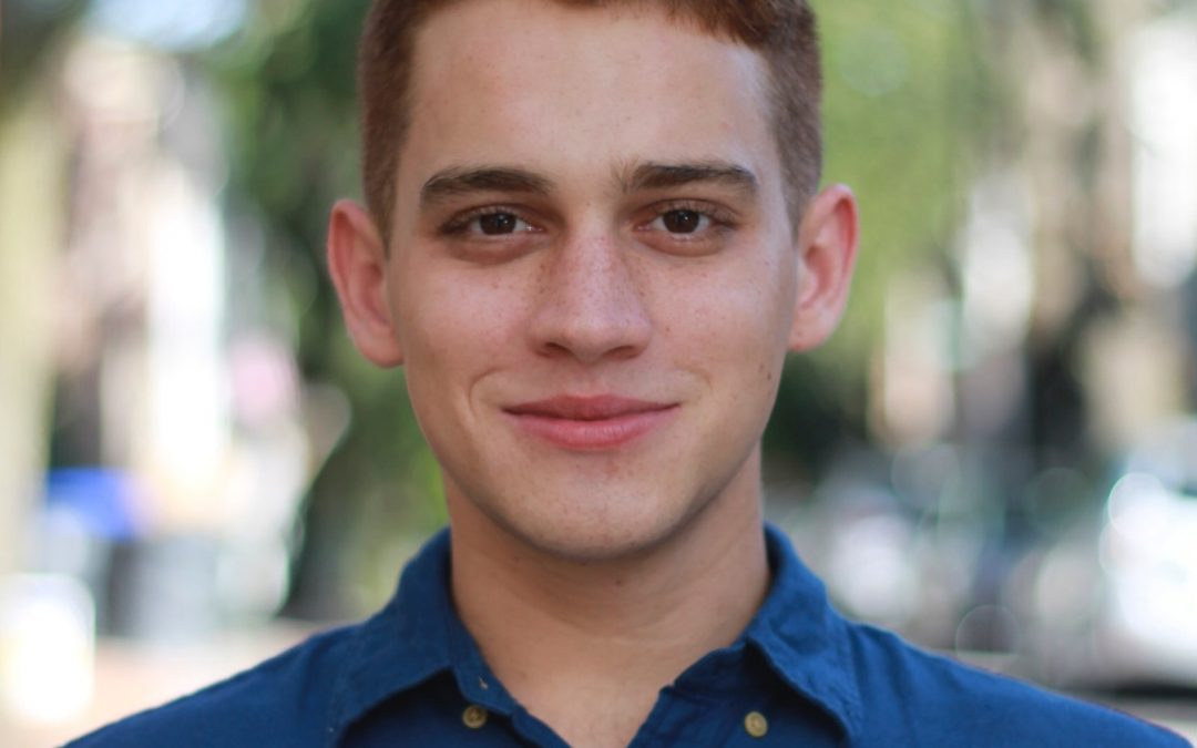 Manny Gorotiza '19: a passion for ideas and learning new languages