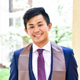 Gian Christian Ignacio '18, M.D. '22