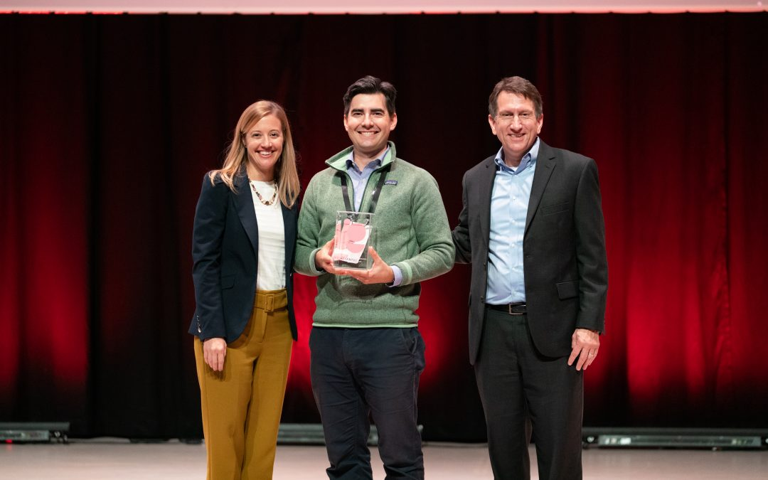 "Nelson Center Receives ""Outstanding Emerging Entrepreneurship Center"" Award at 2019 GCEC Conference"