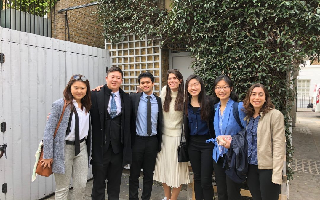 2019 MARCH LONDON SYNAPSE TRIP RECAP: From NET-A-PORTER to Parliament to the famous Lloyd's of London