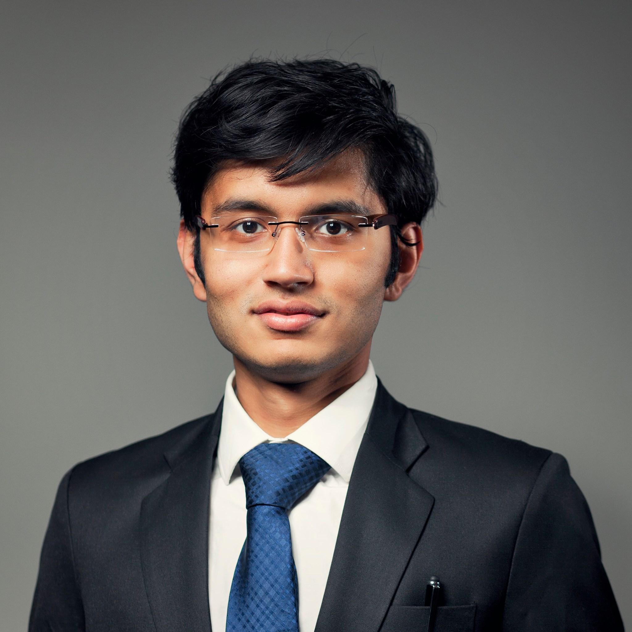 Anand Lalwani '18