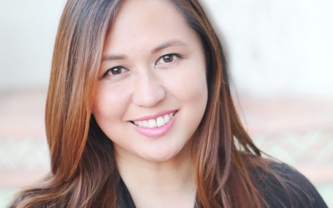 Professor Jennifer Nazareno receives several mentoring & research awards this semester