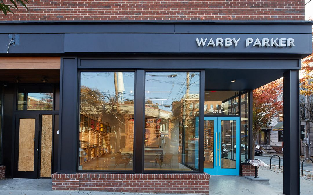 Warby Parker, Co-founded By Andy Hunt '04, Opens First Store In Providence